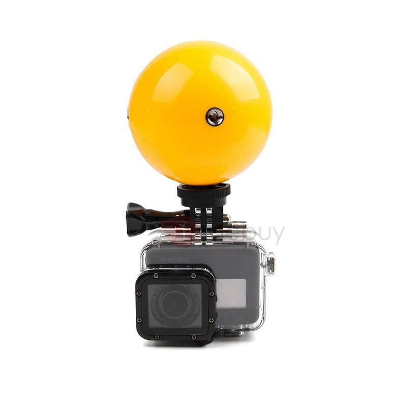 Waterproof Floating Ball with Adjustable Wrist Strap for GoPro Hero 5/4/3/3+/2/1