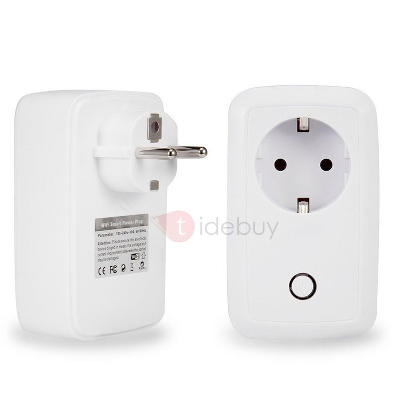 Portable WiFi Smart Socket Timing Switch Plug