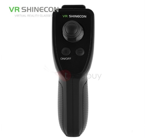 VR SHINECON Bluetooth 3.0 Remote Controller Wireless Joystick Gamepad For Android iOS Smartphone